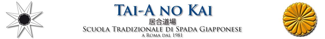 Tai-A no Kai – La Via della Spada